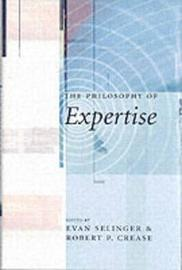 The Philosophy of Expertise image