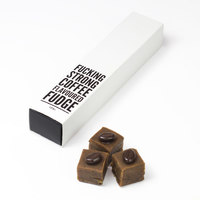 F*cking Strong Coffee Fudge Gift Set - Dated