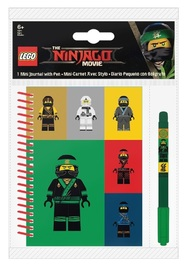 LEGO: Ninjago Movie - Blank Journal
