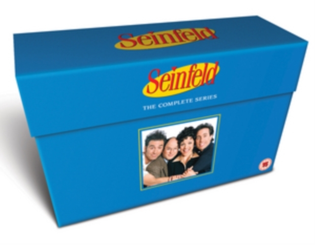 Seinfeld - The Complete Series on DVD image