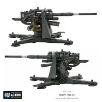 Bolt Action: German Flak 37 8.8cm image
