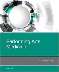 Performing Arts Medicine by Lauren E Elson image