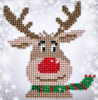 Diamond Dotz: Facet Art Kit - Christmas Reindeer