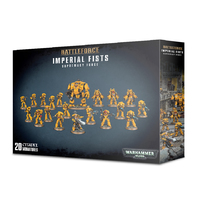 Warhammer 40,000 Imperial Fists Supremacy Force