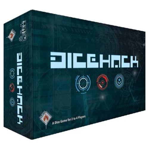Dicehack - Board Game