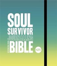 NIV Soul Survivor Journalling Bible by New International Version