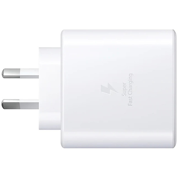 Samsung 45W USB-C PD Fast Charging Wall Charger -White