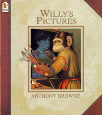 Willy's Pictures by Anthony Browne image