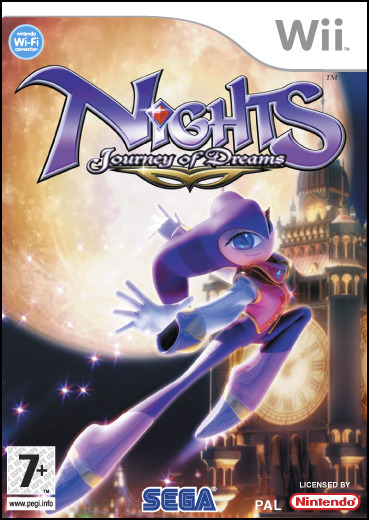 NiGHTS: Journey of Dreams for Nintendo Wii image