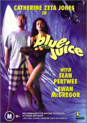 Blue Juice on DVD