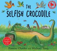 The Selfish Crocodile by Faustin Charles image