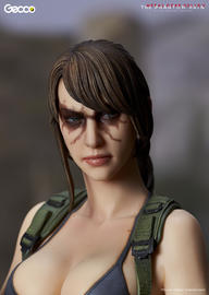 Metal Gear Solid V The Phantom Pain: Quiet 1/6 Statue image