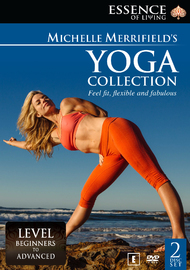 Michelle Merrifield - Yoga Collection 2 on DVD