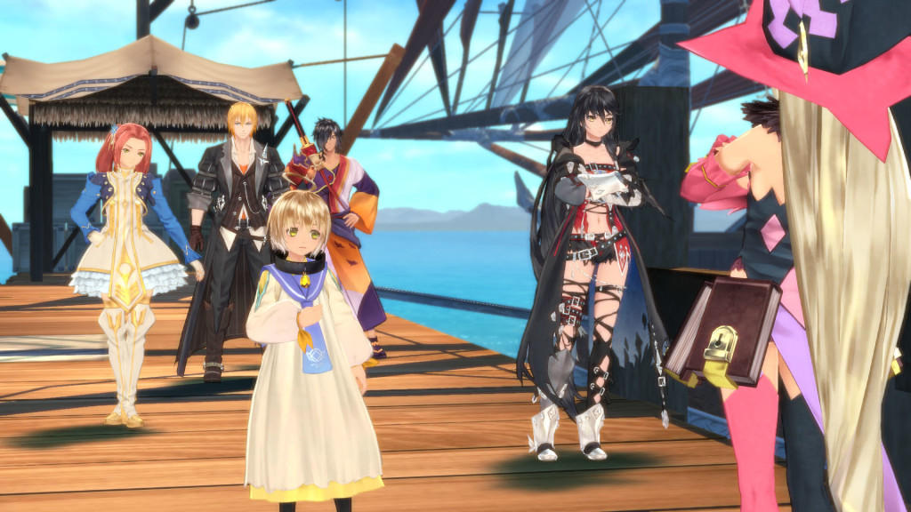 Tales of Berseria for PS4 image