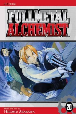 Fullmetal Alchemist: v. 20 by Hiromu Arakawa