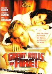 Great Balls Of Fire on DVD