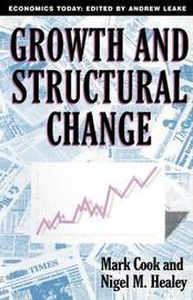 Growth and Structural Change by Nigel M. Healey image