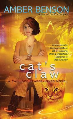 Cat's Claw by Amber Benson image