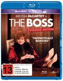 The Boss on Blu-ray