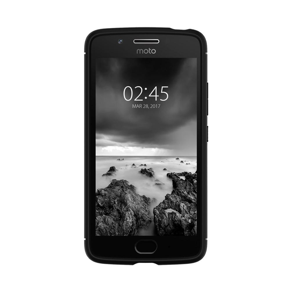 Spigen: Motorola Moto G5 - Rugged Armour Case (Black) image