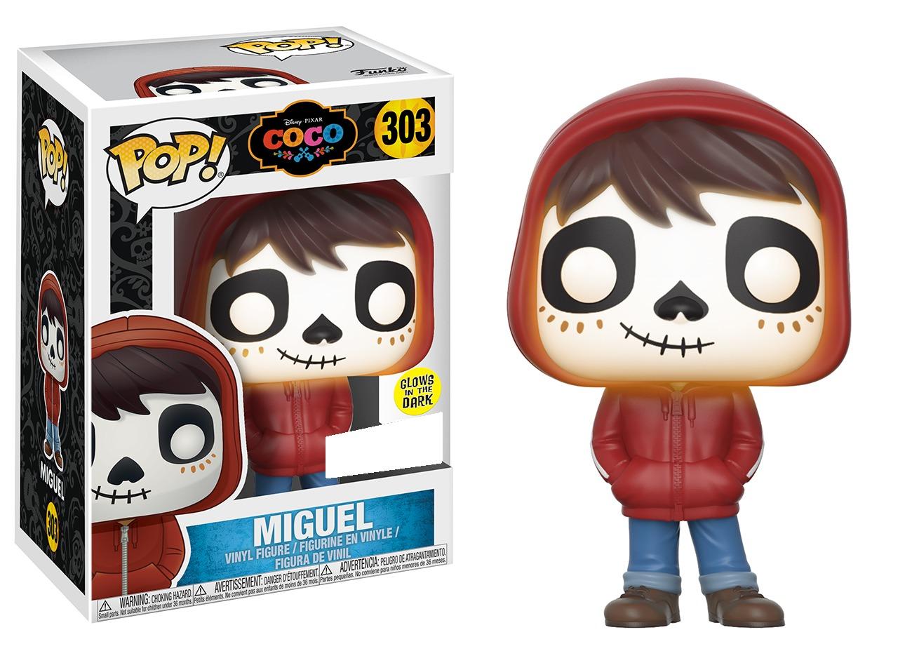 Coco - Miguel (Glow) Pop! Vinyl Figure image