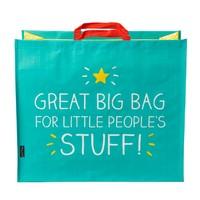 Happy Jackson Little People's Stuff Large Bag