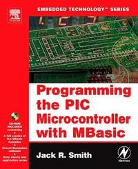 Programming the PIC Microcontroller with MBASIC by Jack Smith image