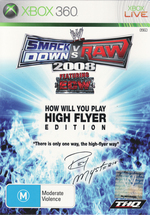 WWE Smackdown Vs RAW 2008 High Flyer for Xbox 360