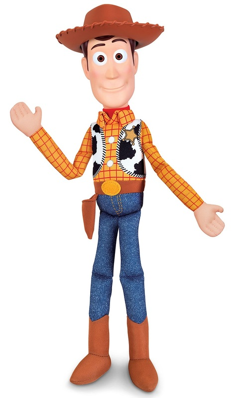 "Toy Story 4: Sheriff Woody - 16"" Action Figure"