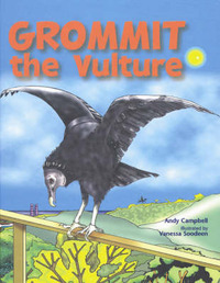 Grommit the Vulture by Andy Campbell image