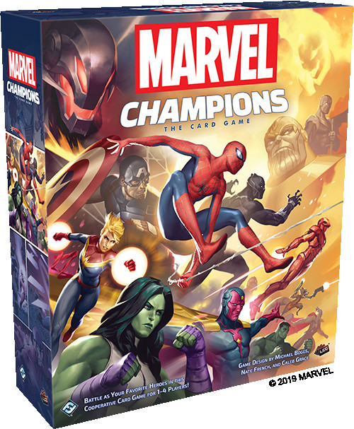 Marvel Champions - The Card Game Core Set image