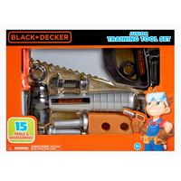 Black+Decker: Junior Learning Tool Set - 15 Pieces (Assorted)