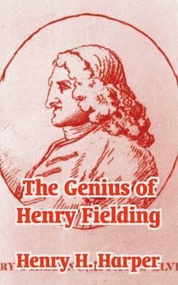 The Genius of Henry Fielding by Henry Fielding image