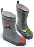 Kidorable Dragon Knight Rain Boots (Size 11)