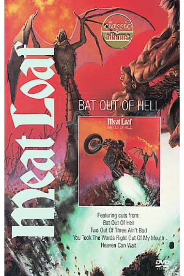 Meat Loaf - Bat Out Of Hell (Classic Album) on