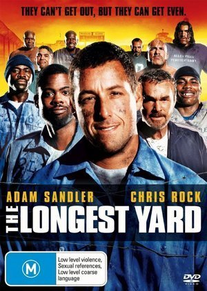 The Longest Yard on DVD