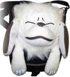 Naruto Akamaru Plush Messenger Bag