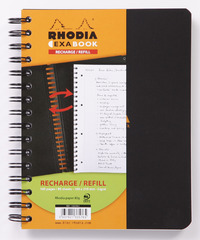 Refill for Rhodia A5+ Exabook - Lined