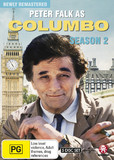 Columbo - Complete Remastered Season Two (5 Disc Set) on DVD