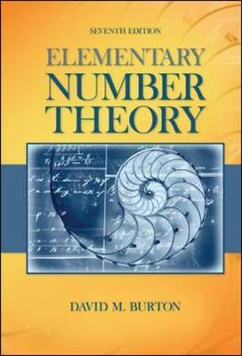Elementary Number Theory by David M. Burton