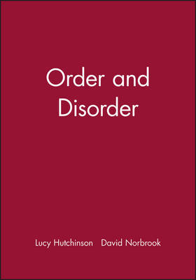 Order and Disorder by Lucy Hutchinson