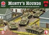 Flames of War Monty's Hounds