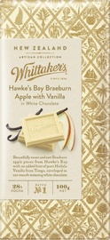 Whittaker's Artisan Collection: Block Hawkes Bay Braeburn Apple and Vanilla 100g