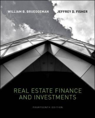 Real Estate Finance & Investments by William B. Brueggeman image