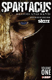 Spartacus: v. 1 by Steven S. DeKnight image