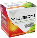 Vusion 100+ Matcha Green Tea Energy Drink - Mango (60 Serves)
