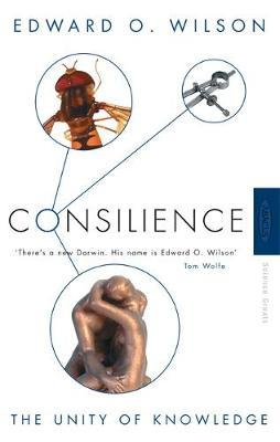 Consilience by Edward O. Wilson image