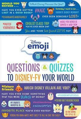 Disney Emoji by Disney Book Group