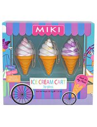 Miki: Ice Cream Cart Lip Gloss