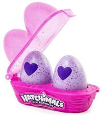 Hatchimals: CollEGGtibles - Nest Set (2pk)